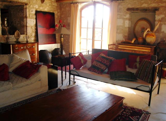 interieur Saint Astier