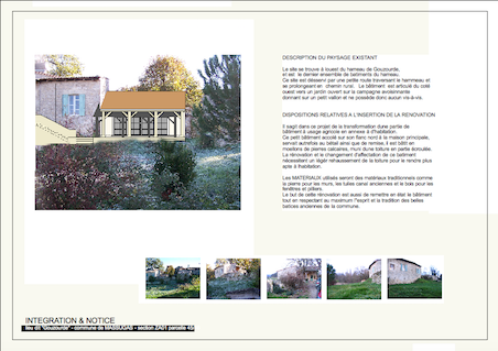 integration facade gironde