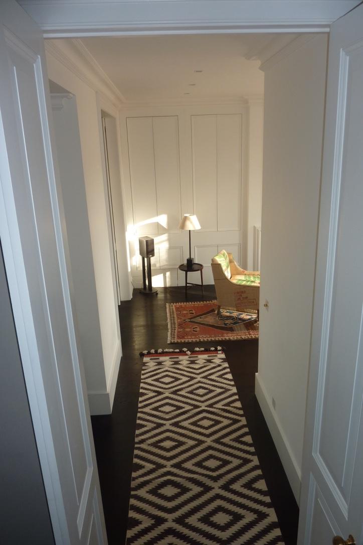 london-escalier