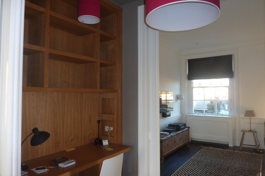 petit bureau boudoir tout en bois