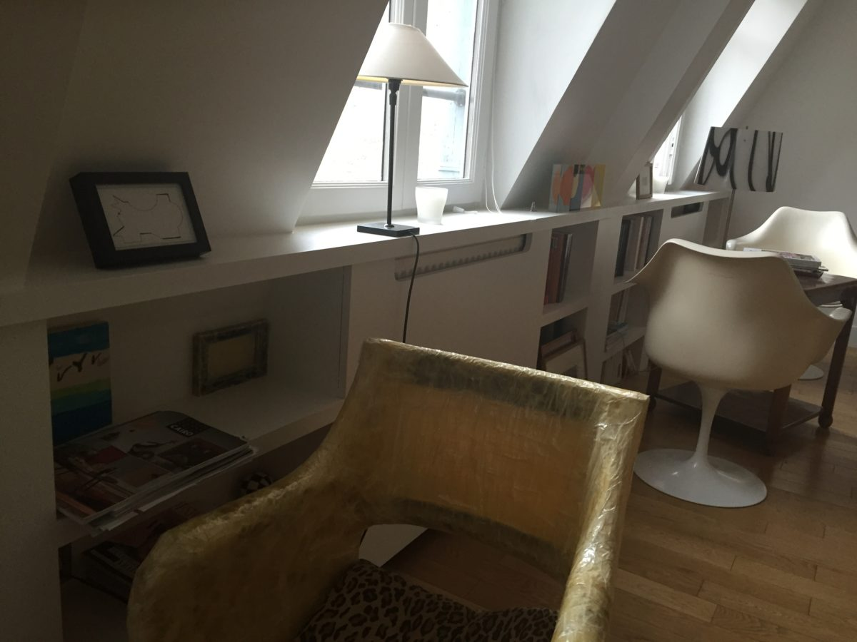 studio meuble bas paris 7eme
